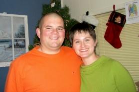 2007 - Together celebrating life's milestones - My 29th birthday