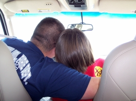 2004 - Together on many long trips.
