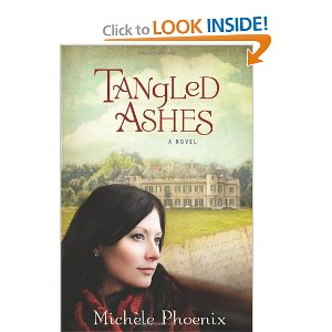 Tangled Ashes book cover