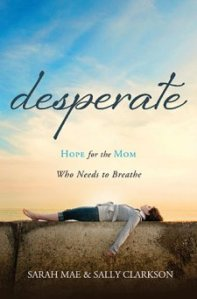 Desperate book cover