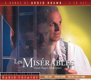 Les Miserables (Radio Theatre) cover