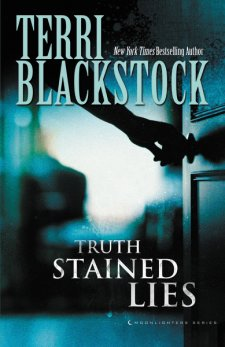 Truth Stained Lies book cover