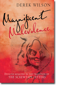 Magnificent Malevolence book cover