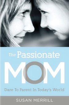 The Passionate Mom book cover
