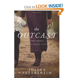 The Outcast book cover