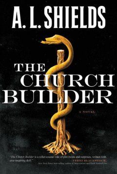 The Church Builder book cover