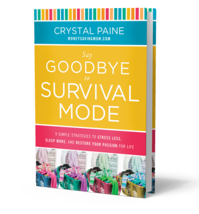 Say Goodbye to Survival Mode book cover