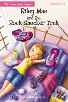 Riley Mae and the Rock Shocker Trek book cover