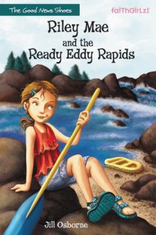 Riley Mae and the Ready Eddy Rapids book cover