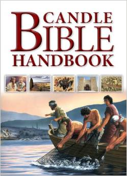 Candle Bible Handbook book cover