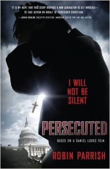 Persecuted book cover