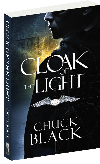 Cloak of the Light book cover