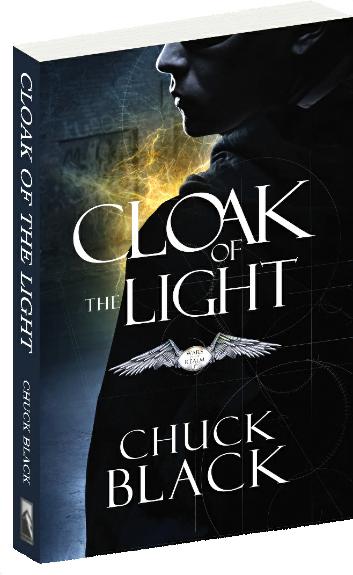Cloak of the Light book cover