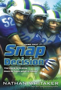 Snap Decision book cover