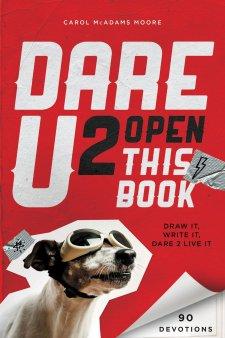Dare U 2 Open This Book book cover