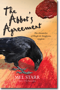 The Abbot's Agreement book cover