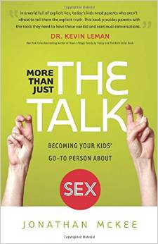 "More Than Just ""The Talk"" book cover"