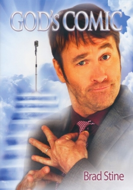 Gods-comic-brad-stine-dvd