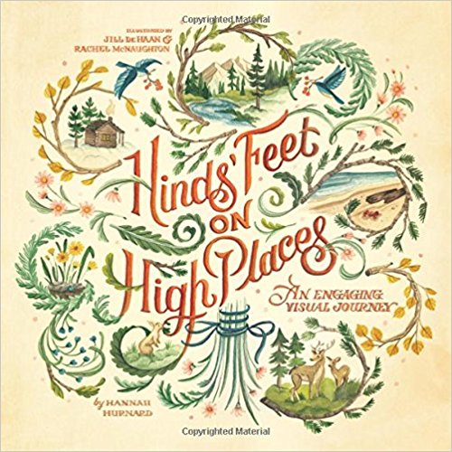 Hinds' Feet on High Places bookcover